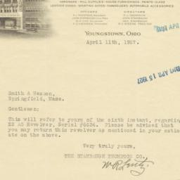 Stambaugh-Thompson Co.. Letter