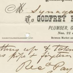 Godfrey Krouse. Bill