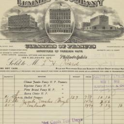 Lummis & Company. Bill