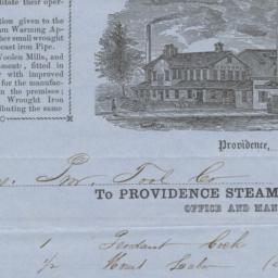 Providence Steam and Gas Pi...