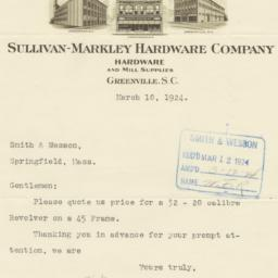 Sullivan-Markley Hardware C...