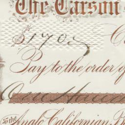 Carson City Savings Bank. C...