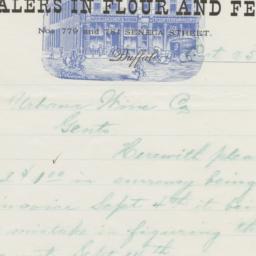 Langner & Kinnius. Letter