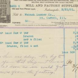 Miller Oil and Supply Co.. ...