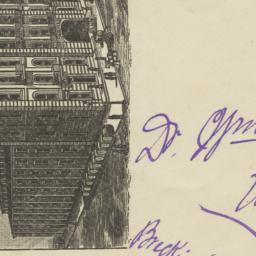 J. S. Phelps & Co.. Envelope