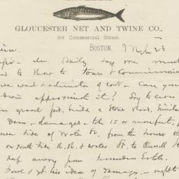 Gloucester Net and Twine Co...