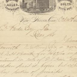 New Haven Spring Co.. Letter