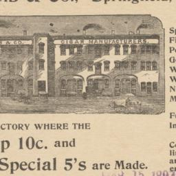 Joseph Whitcomb & Co.. Card...