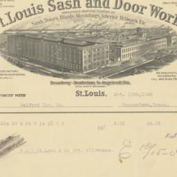St. Louis Sash and Door Wor...