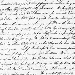 Document, 1807 August 21