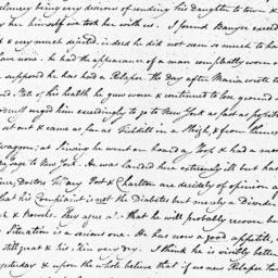 Document, 1806 March 05