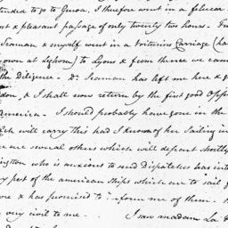 Document, 1803 May 14