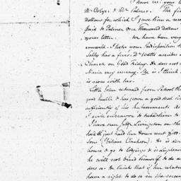Document, 1818 April 03