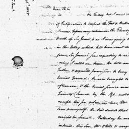 Document, 1815 October 16