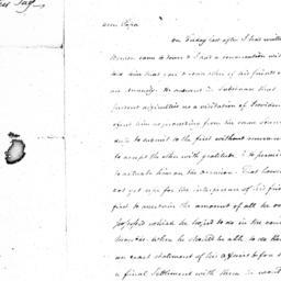 Document, 1814 February 25
