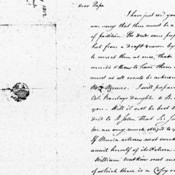 Document, 1812 July 17