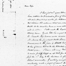 Document, 1811 April 05