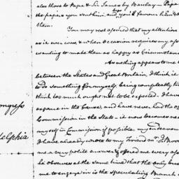 Document, 1779 January 12