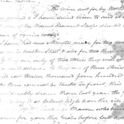 Document, 1825 April 23