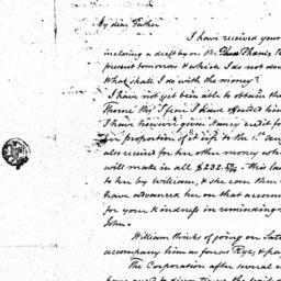 Document, 1823 September 18