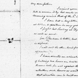 Document, 1821 July 05