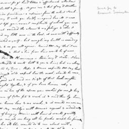 Document, ante 1789 July