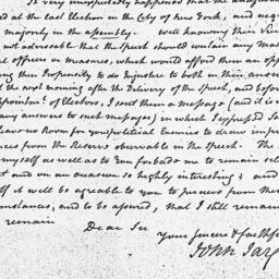 Document, 1800 November 10
