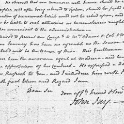 Document, 1789 January 23