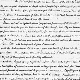 Document, 1781 December 15