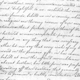 Document, 1780 August 28