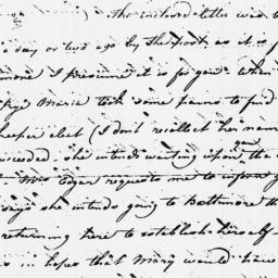 Document, 1794 n.d.