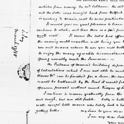 Document, 1818 March 17