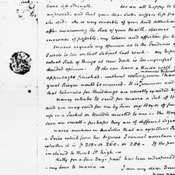 Document, 1818 March 09
