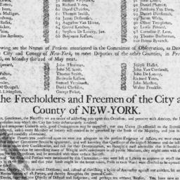 Document, 1775 April 28