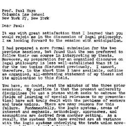 Correspondence, 1958-02-17....