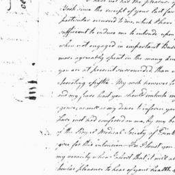 Document, 1783 December 3