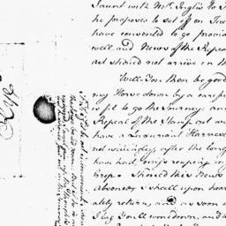 Document, 1766 April 25