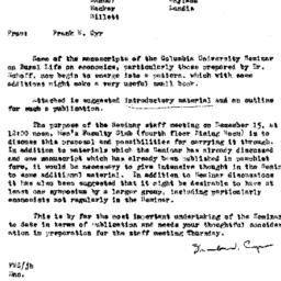 Correspondence, 1949-12-09....