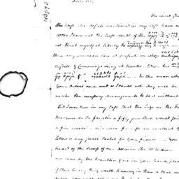 Document, 1781 February 5