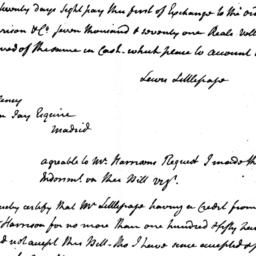 Document, 1781 July 19