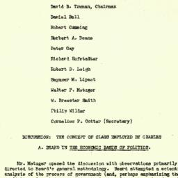 Minutes, 1952-10-22. The St...