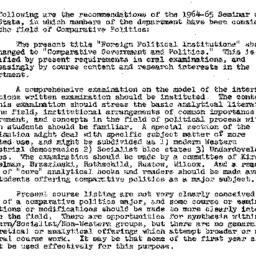 Handouts, 1965-04-22. The S...