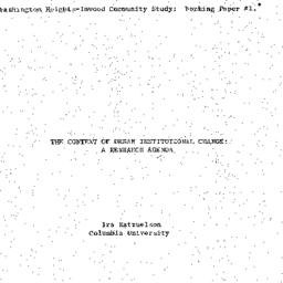 Speaker's paper, 1973-02-26...