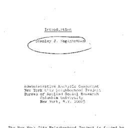 Speaker's paper, 1973-04-23...