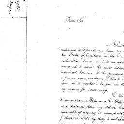 Document, 1781 June 15