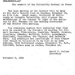 Minutes, 1955-10-25. The Pr...