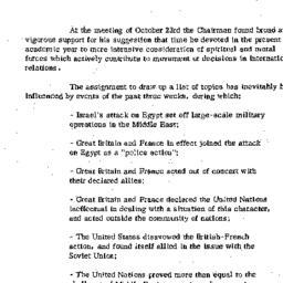 Speaker's paper, 1956-11-20...