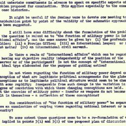 Speaker's notes, 1963-11-06...
