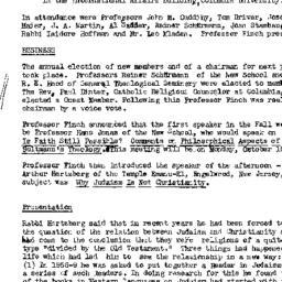 Minutes, 1977-05-09. Studie...