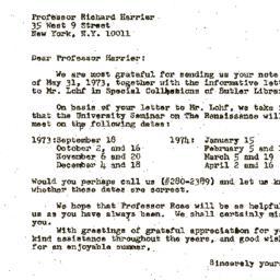 Correspondence, 1974-06-04....